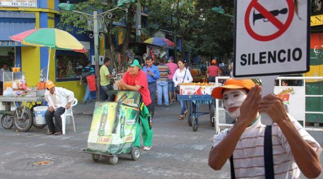 El ruido del tráfico: un problema de salud pública